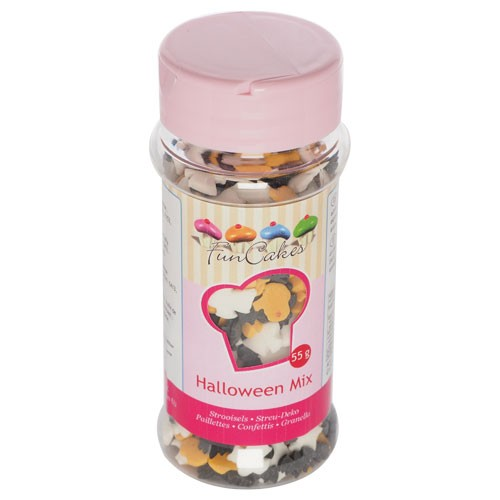 Zuckerdekor Halloween Mix 55 g