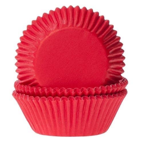 House of Marie Baking cups Red Velvet - pk/50