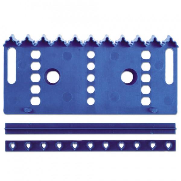 Bordüre ca. 14,5 cm Blau