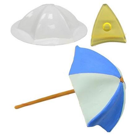 JEM 3-D Sonnenschirm Set 2-tlg.