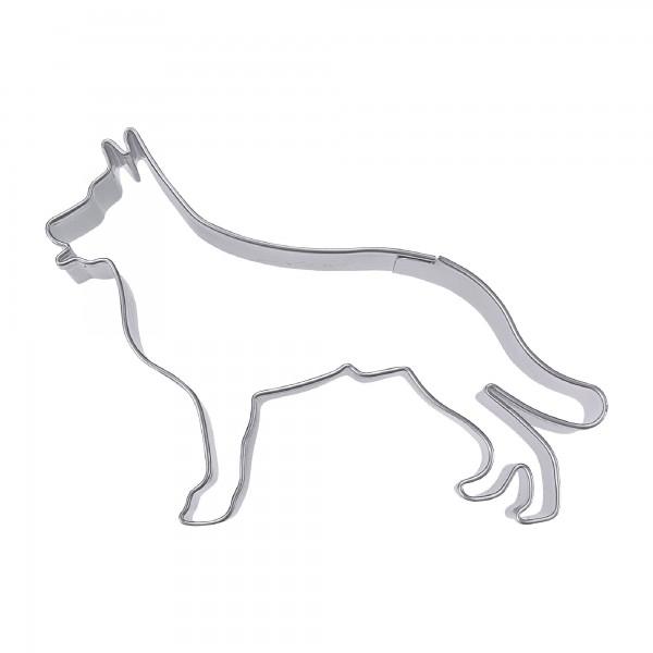 Ausstecher Schäferhund ca. 7,5 cm