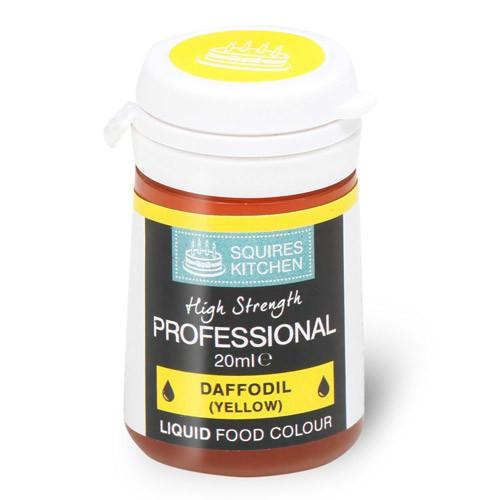 SK Professional Liquid Food Colour - Daffodil Yellow