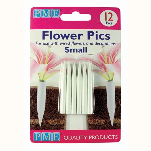 PME Flower Pics Small 12 Stück