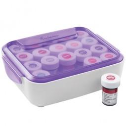 Wilton Aufbewahrungsbox für Farben (Icing Color Organizer)