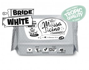 Massa Ticino™ Tropic weiß 1 kg