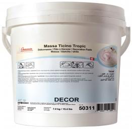 Massa Ticino™ Tropic weiß 7 kg Eimer